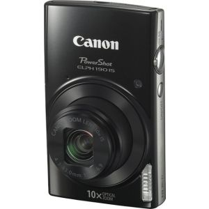 Canon 4- PowerShot ELPH 190 20.0-Megapixel Digital Camera