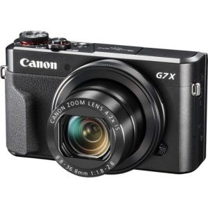 Canon - PowerShot G7 X Mark II 20.1-Megapixel Digital Video