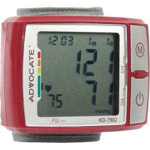 Advocate - Wrist Blood Pressure Monitor - Red