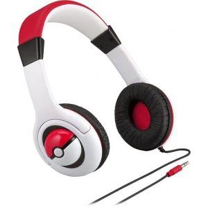 eKids - Pokemon Wired On-Ear Headphones - Multi