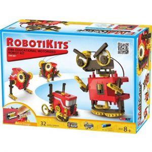 OWI - EM4 Robot - Black/Red