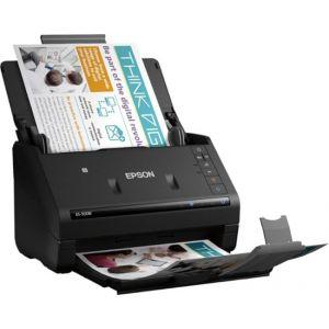 Epson High Speed Wireless Desktop Duplex Document Scanner