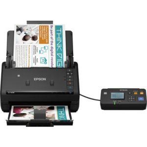 Epson Wireless Desktop Duplex Document Scanner
