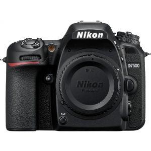 Nikon - D7500 DSLR 4K Video Camera