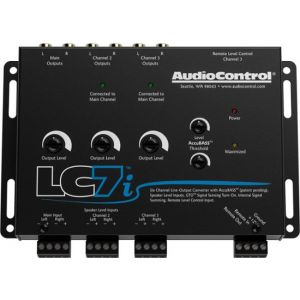 AudioControl - LC7i 6-channel Line-Out Converter with