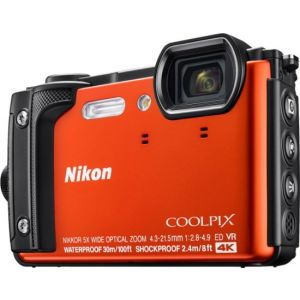 ikon - COOLPIX W300 16.0-Megapixel Waterproof Digital
