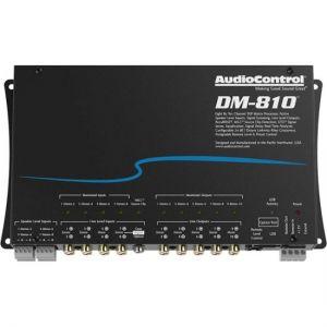 AudioControl - 10-Channel Digital Matrix Processor - Black