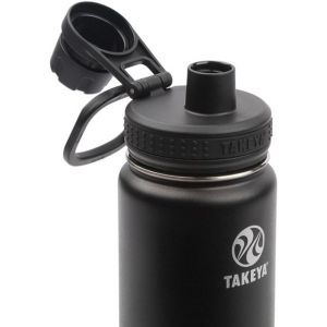 Takeya - Actives 24oz Spout Bottle - Onyx