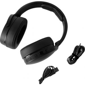 Skullcandy - HESH 3 Wireless Over-the-Ear Headphones - Black
