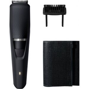 Philips Norelco - 3000 Series Hair Trimmer - Black