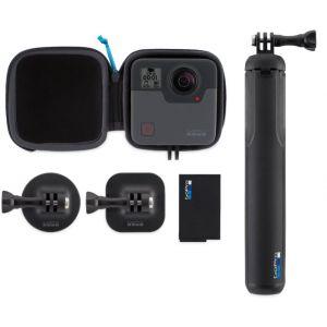 GoPro - Fusion 360-Degree Digital Camera - Black