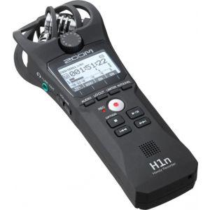 Zoom - Handy Recorder-black