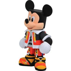 Diamond Select Toys - Kingdom Hearts Vinimates Mickey Mouse - Red, Black
