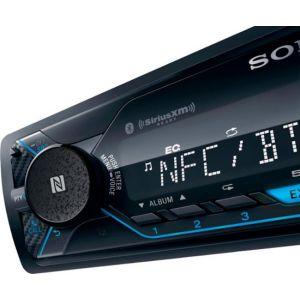 Sony - In-Dash Digital Media Receiver - Built-in Bluetooth