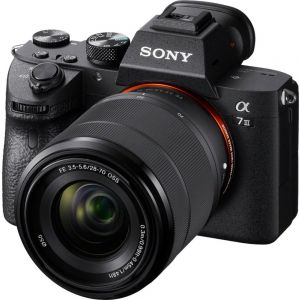 Package - Sony - Alpha a7 III Mirrorless [Video] Camera