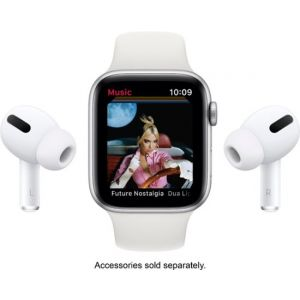 Apple Watch Series 6 (GPS) 40mm Silver Aluminum
