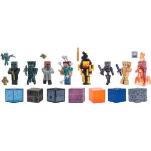 Jazwares - Minecraft Ultimate Collector's Pack