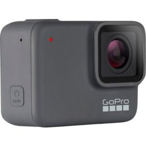 GoPro - HERO7 Silver 4K Waterproof Action Camera