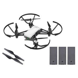 Ryze Tech - Tello Boost Combo Quadcopter - White And Black