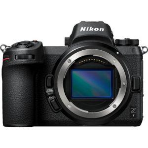 Nikon - Z7 Mirrorless 4k Video Camera