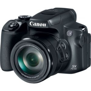 Canon 3- PowerShot SX70 HS 20.3-Megapixel Digital Camera