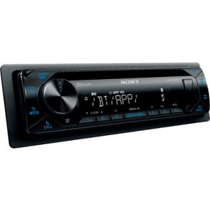 Sony - In-Dash CD/DM Receiver - Built-in Bluetooth with