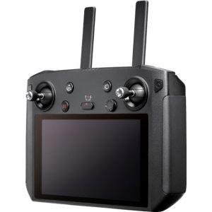 Mavic 2 Zoom Quadcopter with DJI Smart Controller - Black
