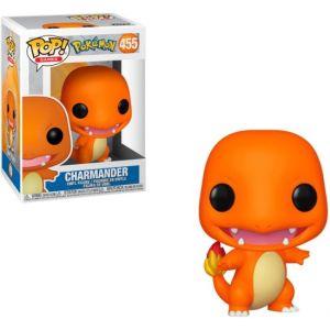 Funko - Pop! Games: Pokémon-Charmander