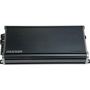 KICKER - CX 1800W Class D Digital Mono Amplifier