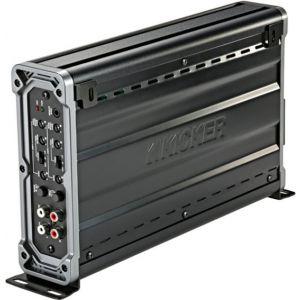 KICKER - CX 360W Class AB Bridgeable Multichannel Amplifier