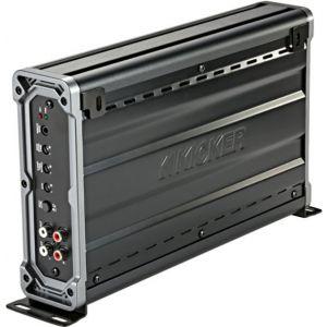 KICKER - CX 1200W Class D Digital Mono Amplifier