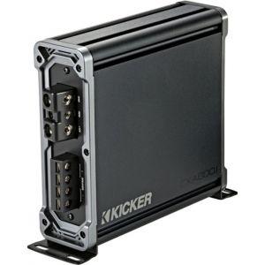 KICKER CX 800W Class D Digital Mono Amplifier with Variable Low