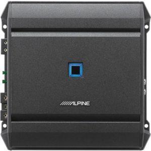 Alpine S-Series Class D Digital Mono Amplifier with