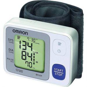 Omron - 3 Series Wrist Blood Pressure Monitor - White