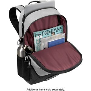 """Backpack for 15.6"""" Laptop - Gray"""