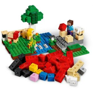 LEGO - Minecraft The Wool Farm 21153
