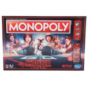 Hasbro 1- Stranger Things Edition Board Game