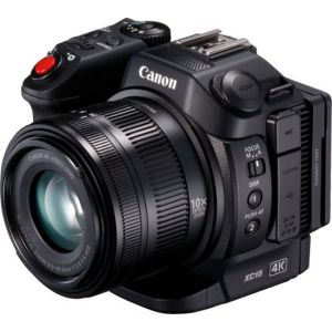 Canon - XC15 HD Flash Memory Camcorder