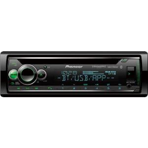 Pioneer In-Dash CD/DM Receiver Built-in Bluetooth Satellite Radio