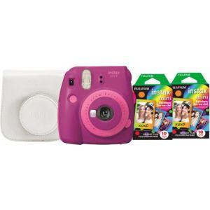 Fujifilm - instax mini 9 Instant Film Camera Bundle