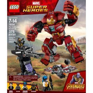 LEGO - Marvel Super Heroes The Hulkbuster Smash