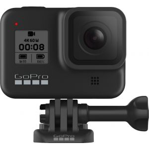 GoPro - HERO8 Black Live Streaming Action Camera
