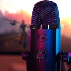 Blue Microphones - Blue Yeti X Professional Condenser USB