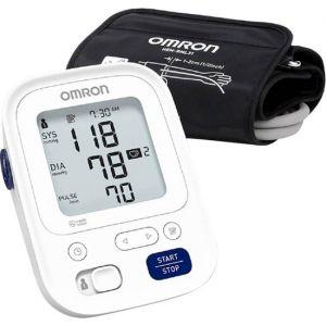 Omron - 5 Series Upper Arm Blood Pressure Monitor - White