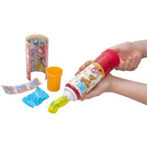Play-Doh -1 Lost Kitties Mice Mania Easy Squeeze Mice Can Toy