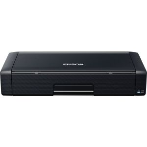 Package - Epson - WorkForce WF-110 Wireless Inkjet Printer and 215 2-Pack Standard Capacity Ink Cartridges - Black/Multicolor