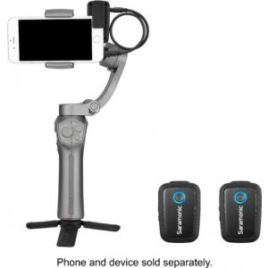 Saramonic - Blink 500 B2 2.4GHz 2-Person Wireless Clip-On Mic