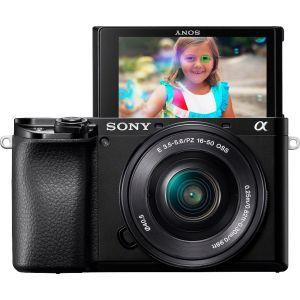 Package - Sony - Alpha 6100 Mirrorless 4K Video Camera