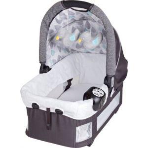 Baby Trend - GoLite Twin Nursery Center - Drip Drop Blue