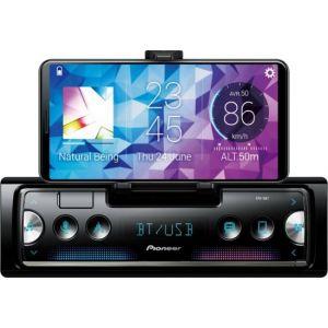 Pioneer - In-Dash Smartphone Receiver - Built-In Bluetooth w